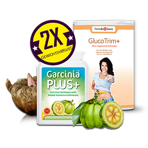 GlucoTrim + Garcinia Plus - Ingrédients - instructions - site officiel