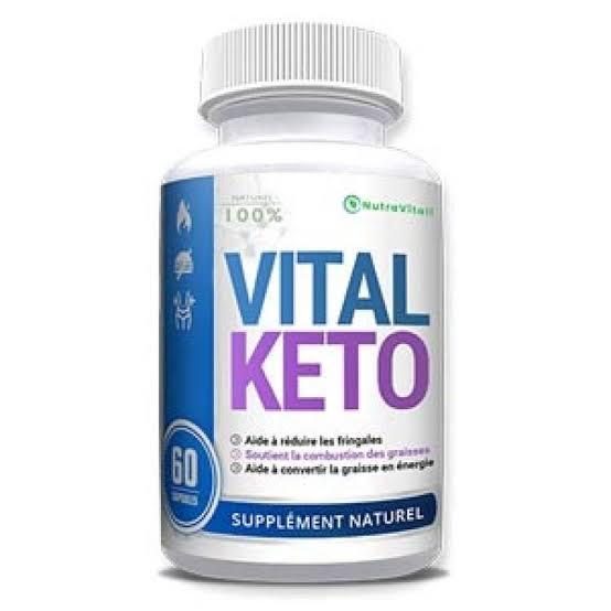 Vital Keto - action - France - en pharmacie - Minceur