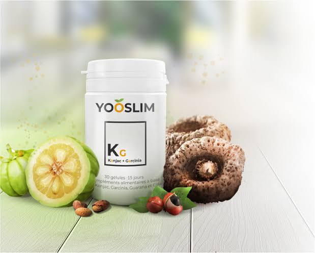 Yooslim - Amazon - composition - pas cher - Soupure