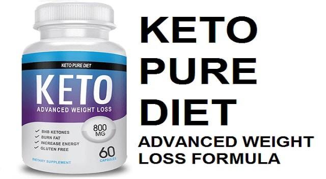 Keto pure diet - pour mincir - pas cher - en pharmacie - comprimés
