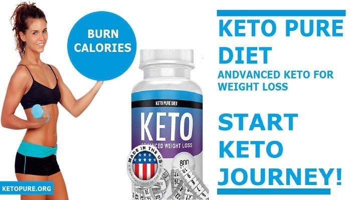 Keto pure diet - pour mincir - site officiel - comment utiliser - dangereux
