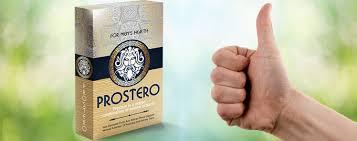 Prostero – sur la prostate - France - crème - composition