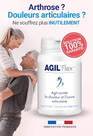 Agilflex - pour les pouvoirs - avis - comment utiliser - effets secondaires